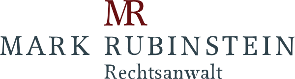 Rechtsanwalt Mark Rubinstein